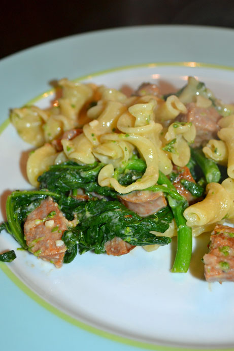 pasta-with-sausage-and-broccoli-rabe