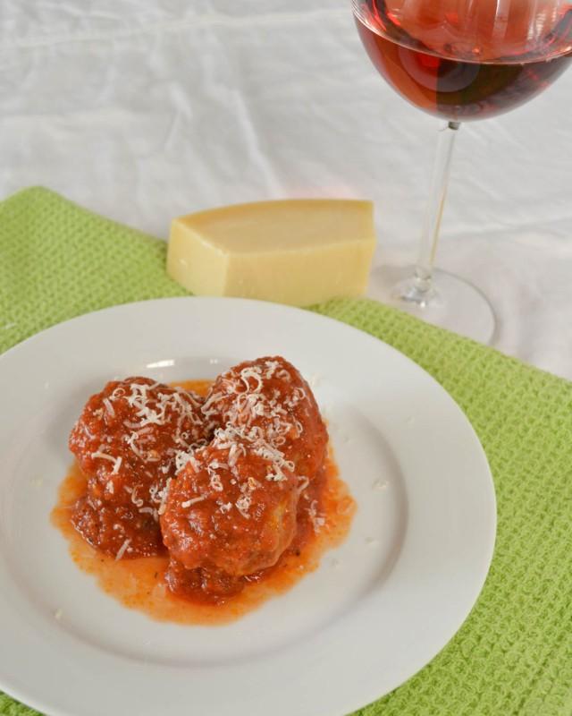 Italian Meatballs Recipe-1